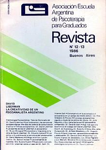 AEAPG Nº 12/13 (1986)