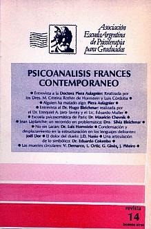 AEAPG Nº 14 (1987)