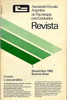 AEAPG N° 7 (1982)
